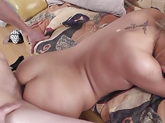Hottie Denni Is Given To Her Passion 3