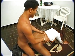 Dancing Brazilian Shemale and Fucked