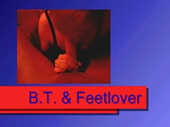 Belgian Trav and Feetlover