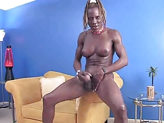 muscle tranny cock