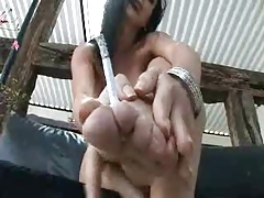 Smoking Fetish 121