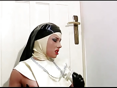 Toilet Etiquette And Hot Nun