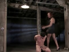 TS Mistress Dominates No 2 - Part 2