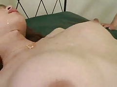 Threesome sex with oriental Tgirls
