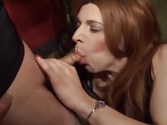 MILF Trans Threesome
