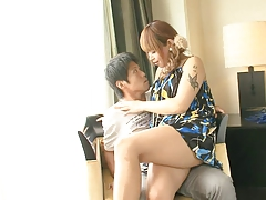 Ladyboy and a guy fucking
