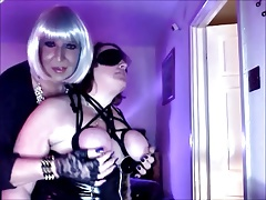 Mistress Chrissie Plays with Katrinas pt2